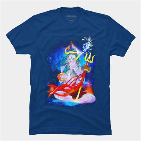 design by humans duality tee mahakal t shirt by sakshuttu design by humans
