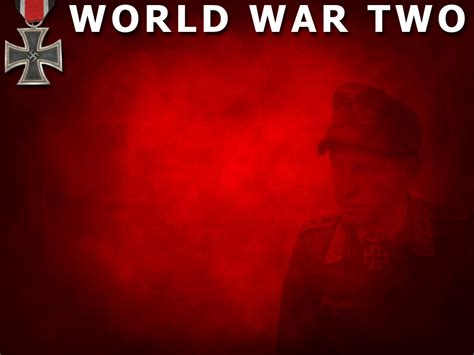 World War 2 Germany Powerpoint Template Adobe Education Exchange World War 2 Powerpoint Template