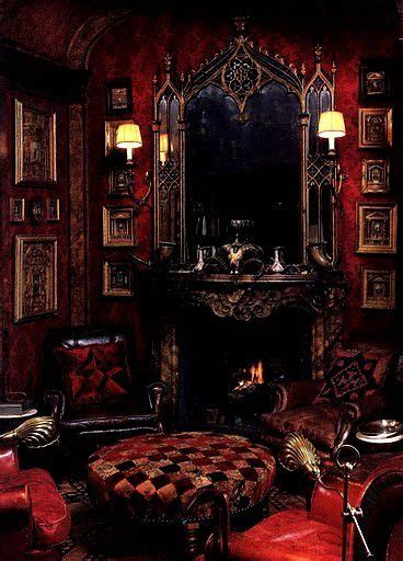 horror themed home decor gothic furniture on tumblr
