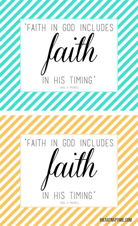 printable quotes about god faith trials and a free printable i heart nap time