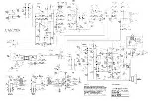 the free information society peavey studio pro 50 electronic circuit schematic