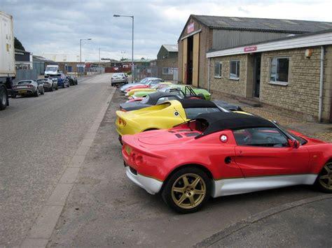 spyder cars east anglia lotus club seven eleven