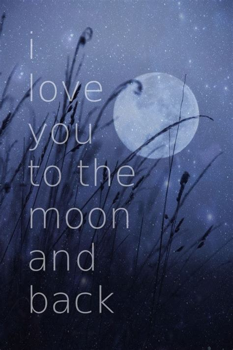 i love you to the moon and back pictures photos and