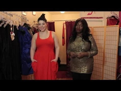 what hair style should fat women wear how to dress when you re pudgy or a little overweight