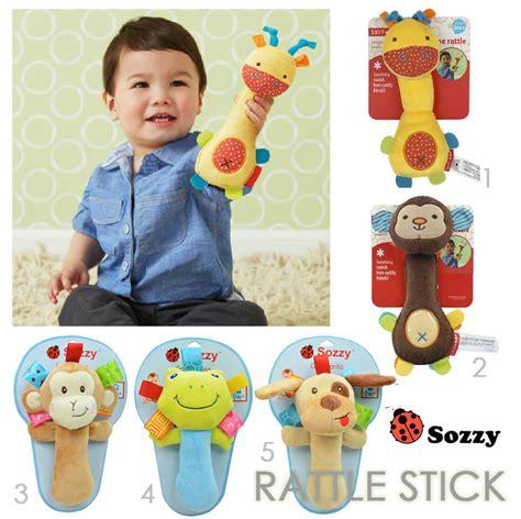 Mainan Bayi Dan Anak Rattle Stick 3d 1 mainan anak toko mainan mainan edukatif mainan bayi newhairstylesformen2014