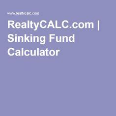 sinking fund payment calculator 1000 images about 101 on budget