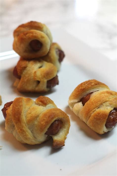frozen hot dogs for pigs in a blanket 34 best images about f o o d y on pinterest peach frozen