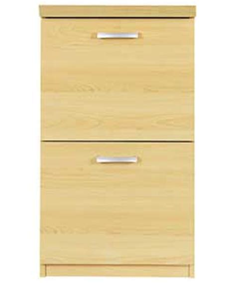 Dresser Drawer Amos by Beech 2 Drawer Filing Cabinet Office Furniture