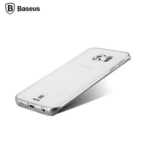 Baseus Sky For Galaxy S6 Edge 1 baseus sky common series ultra thin for samsung galaxy s6 edge transparent