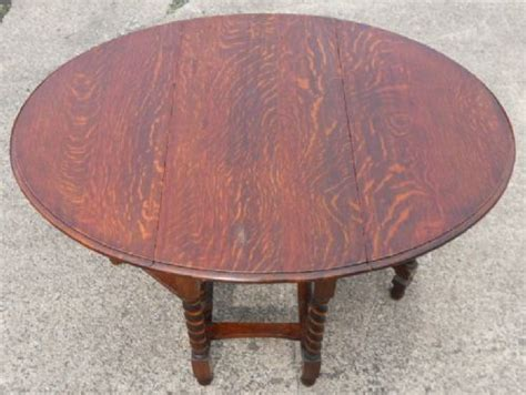 small gateleg dining table oval oak dropleaf gateleg small dining table 180454