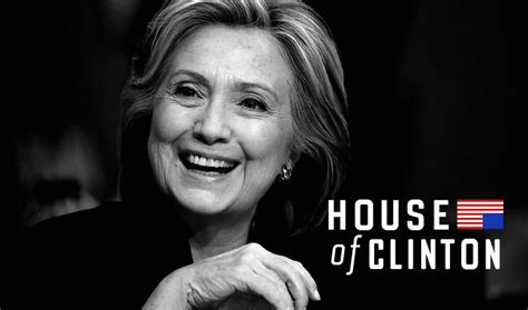 clinton house of cards hillary clinton s house of cards