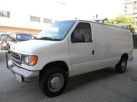 automobile air conditioning service 2005 ford e150 navigation system find a cheap used 1999 ford econoline e250 cargo van in orange county at bass motorsports