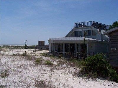 dauphin island alabama house rentals dauphin island al front home large vacation
