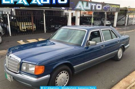 how petrol cars work 1988 mercedes benz s class security system 1988 mercedes benz s class s500 l sedan petrol rwd automatic cars for sale in gauteng