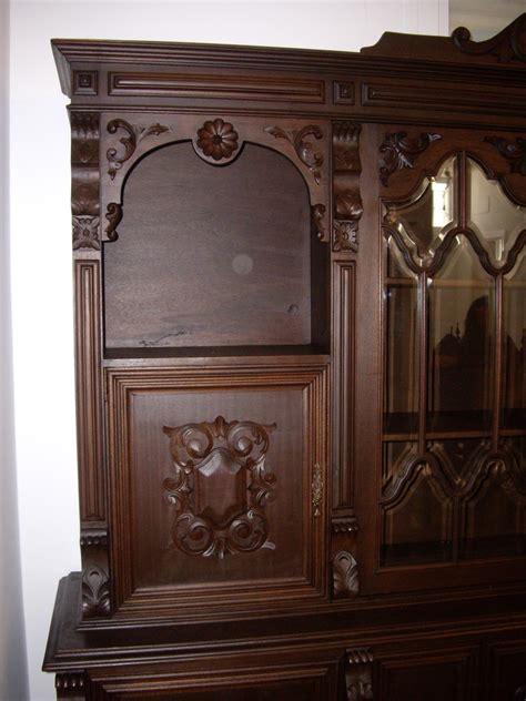 antiguedades muebles de salon antiguo  mesa de comedor