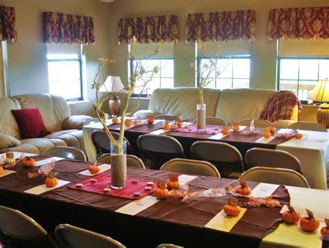fall bridal shower decorating ideas simple fall bridal shower wedding