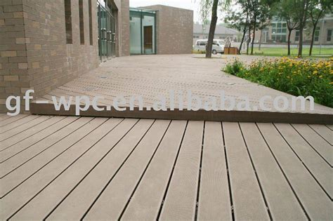 Deck Floor Covering by Outdoor Plastic Deck Floor Covering View Vinyl Deck Flooring Guofeng Product Details From