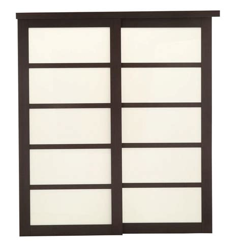Sliding Doors Interior Closet Doors Doors The Home Sliding Glass Door Home Depot