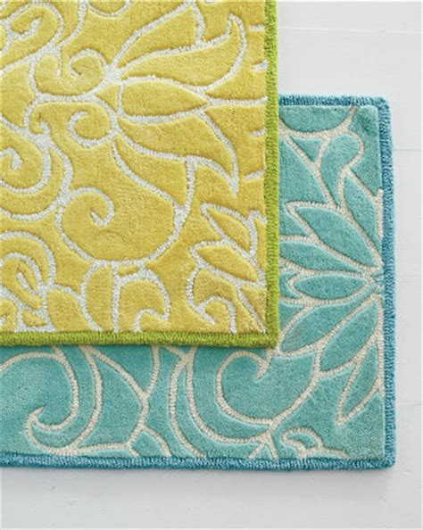 lilly pulitzer rugs lilly pulitzer ring my bell tufted wool rug contemporary rugs by garnet hill
