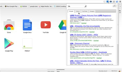 chrome quick search make all your online research in one tab with quick