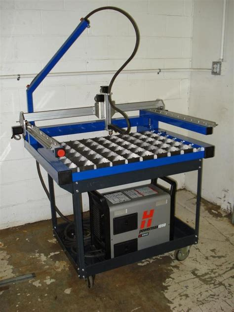 Cnc Plasma Cutter Table by Precision Plasma Llc History Cnczone The Largest