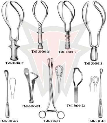 forceps used in c section obstetric instruments tmi 3000417 surgical instruments