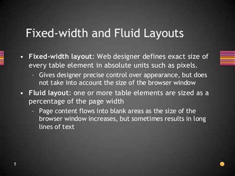 responsive design font units responsive web design
