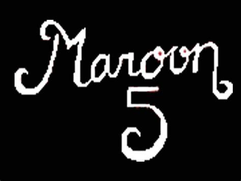 maroon 5 typography maroon 5 shirt font whatfontis