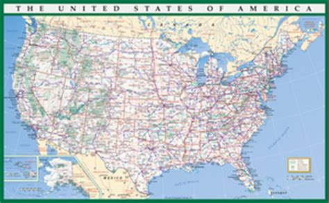 us interstate highways wall map custom wall maps for home office and great gift giving