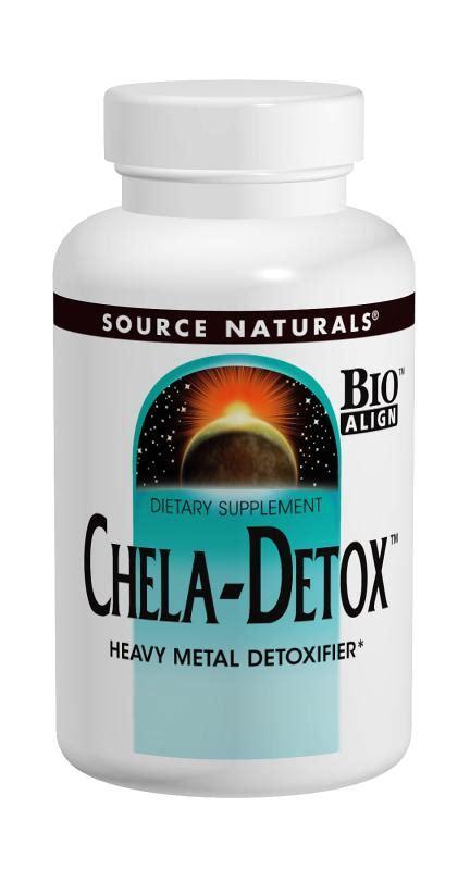 Source Naturals Cilantro Metal Detox by Chela Detox 30 Tabs 13 29ea From Source Naturals