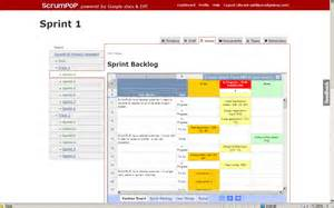scrum sprint template image gallery scrum template