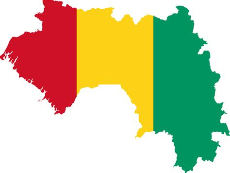 Flag Map file flag map of guinea svg wikimedia commons
