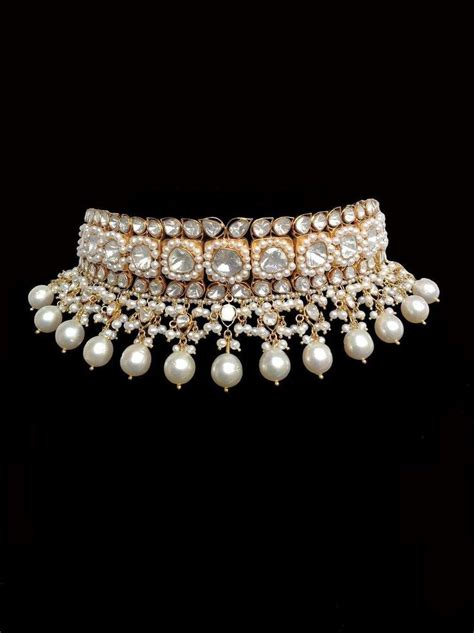 best 20 pearl choker ideas on pearl chain