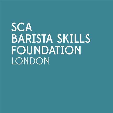 sca barista skills foundation origin coffee