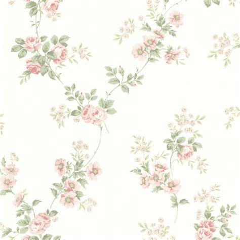 Pretty Wall Murals 302 66869 pink rose trail blossom beacon house wallpaper