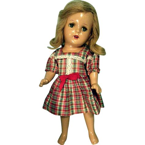 composition doll marked 13 american composition doll marked 13 from