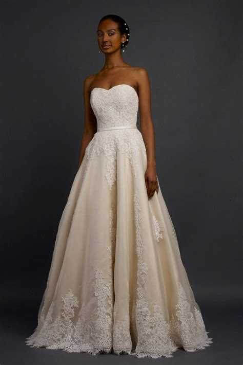 the 25 most pinned wedding dresses of 2014 bridal guide the 25 most popular wedding gowns of 2014 crazyforus