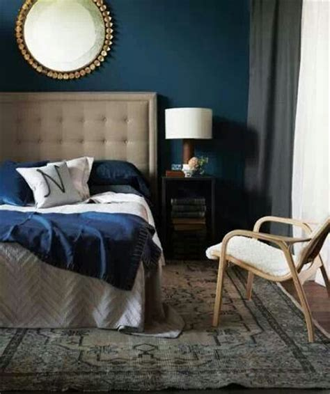 dark teal bedroom master bedroom benjamin moore hidden sapphire csp 690