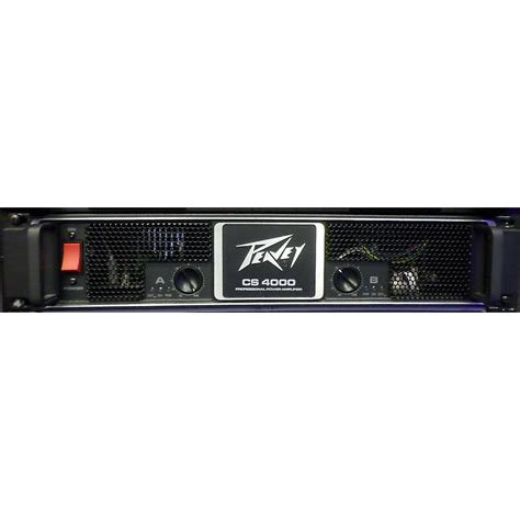 Power Lifier Peavey Cs4000 power canada