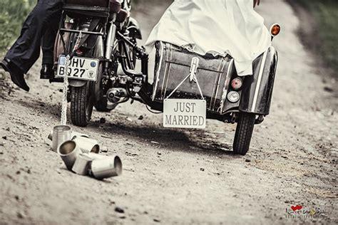 Motorrad Mit Beiwagen Für Hochzeit by Exclusive Hochzeitsfotografie Iris Woldt Foto