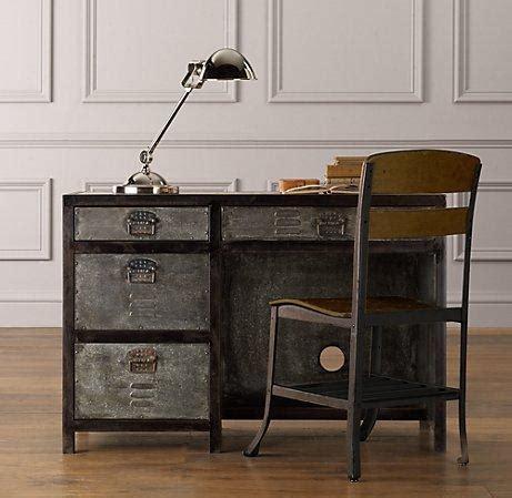 restoration hardware desk chair vintage locker desk desks vanities restoration
