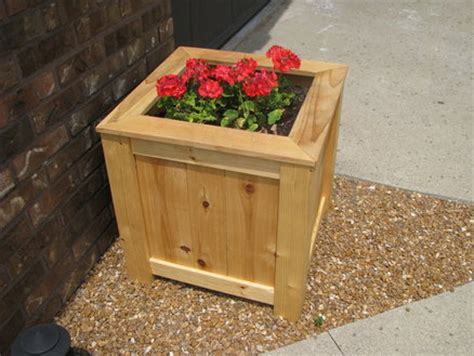 Simple Planter Box by Simple Planter Box Cheap By Eric Lumberjocks