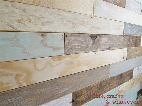 life crafts whatever my plank wall finally