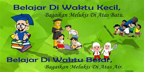 slogan pendidikan sdn 11 ranomeeto
