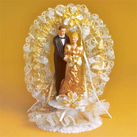 Goldenen Hochzeit by Brautpaar Zur Goldenen Hochzeit Der Ideen Shop De