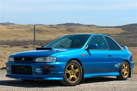 subaru gold the life mechanical gc8 fhi wrx sti