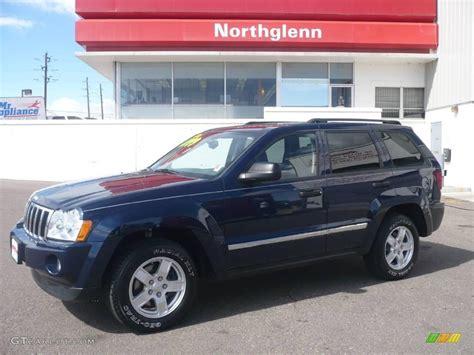 midnight blue jeep 2005 midnight blue pearl jeep grand cherokee laredo 4x4