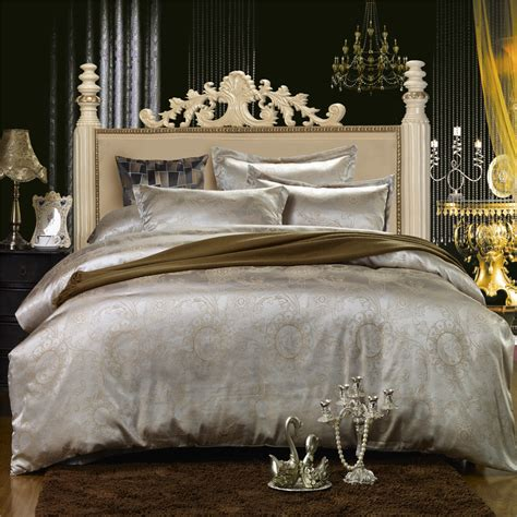 satin bed sheets good family look 2015 new free shipping satin bed set