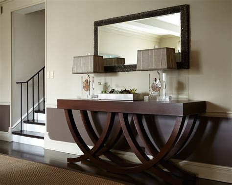 dining room console console table ideas dining room contemporary with sunburst