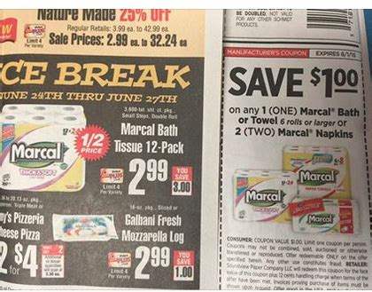 shoprite marcal coupons